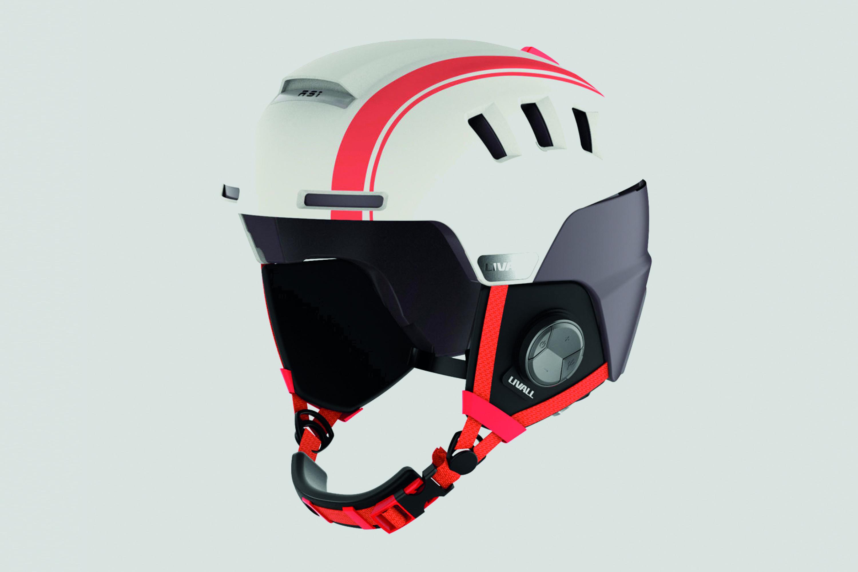 RS1 – Ski Smart Helmet
